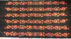 Folk Embroidery, Norway, Needlepoint, Painting, Art, Art Background, Painting Art, Kunst, Paintings