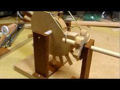 Mangle gear unit - YouTube