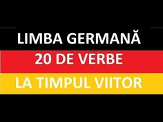 GRAMATICA LIMBII GERMANE - YouTube Signs, Youtube, Novelty Signs, Sign, Youtubers, Dishes, Youtube Movies