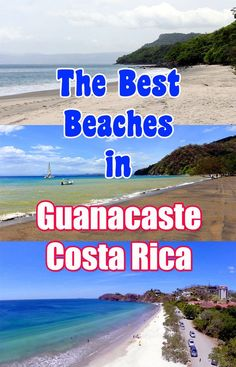 A list of the best and most beautiful beaches in Guanacaste, Costa Rica. Find out which ones made the list for best surfing, family friendly, white sand and more.