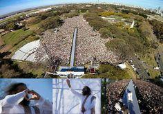 Wusstest Du schon? Am 9. Septmber 2012 meditierten in Buenos Aires 150000 Argentinier für den Weltfrieden!  Erfahre mehr hier: http://www.artofliving.org/de-de/sri-sri-begeistert-argentinien-mit-indischer-spiritualität…
