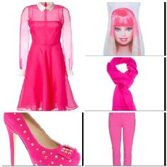 PINK  on Polyvore