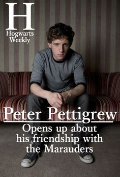 This seriously needs to be a thing. Like an actual thing. He is the most perfect Peter Pettigrew! Harry Potter Facts, Harry Potter Fan Art, Harry Potter World, Harry Potter Hogwarts, Snape Harry, Severus Snape, Peter Pettigrew, Cinema, James Potter