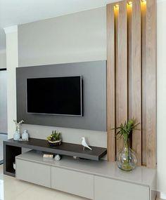 Modern Tv Unit Designs, Living Room Tv Unit Designs, Simple Tv Unit Design, Bedroom Tv Unit Design, Modern Design, Modern Tv Room, Modern Tv Wall Units, Modern Tv Cabinet, Modern Living