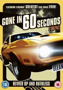 Greenlight Original Gone in 60 Seconds Movie 1973 73 Ford Mustang Mach 1 Eleanor 1:43 Scale Yellow Die cast GL Hollywood Series 1