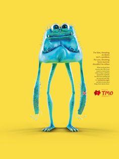 Advertising Agency: Heads SP, Brazil Creative Directors: Silvio Medeiros, Fabio Miraglia Art Directors: Silvio Medeiros, Pedro Galdi Copywriters: Gabriel Sotero, Alpho Ramsay CGI: Fuze Image Makers