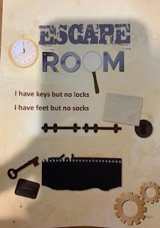 Escape room My daughter just turned 14 and I honestly ran out of birthday ideas. I have been doing this every single year. Escape Room Diy, Escape Room For Kids, Escape The Night, Escape Puzzle, Escape Room Puzzles, Teen Birthday, Birthday Ideas, Birthday Parties, Escape Room Challenge