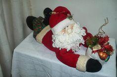Muñecos de Navidad de venta en Bogotá Kindergarten Art Projects, Christmas Stockings, Santa, Dolls, Holiday Decor, Blog, Crafts, Margarita, Home Decor