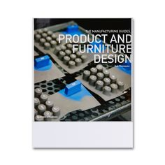 This book, part of a new series built on the authority of Rob Thompson's highly acclaimed Manufacturing Processes for Design Professionals, includes new content selected specifically for the needs of students who create product and furniture designs for mass production. With some 450 specially commissioned photographs and technical illustrations, it describes more than 30 manufacturing processes, from the traditional and established to cutting- edge technologies.