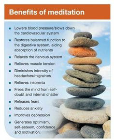 Benefits of meditation #transcendental-meditation