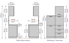 Helpful Kitchen Cabinet Dimensions Standard for Daily Use – Best online Engineering resource! Helpful Kitchen Cabinet Dimensions Standard for Daily Use – Best online Engineer… Source by Ikea Corner Kitchen Cabinet, Kitchen Cabinets Height, Kitchen Cabinet Doors, Upper Cabinets, Kitchen Cabinet Design, Wall Cabinets, Kitchen Cabinets Drawing, Kitchen Drawing, Kitchen Cabinets Measurements