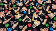 Check out this item in my Etsy shop https://www.etsy.com/listing/246406815/big-bang-theory-fabric