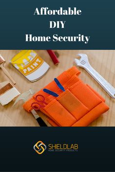 Affordable Do It Yourself Home Security From Shieldlab   #DIY #HomeSecurity #Frugal #HomeImprovement