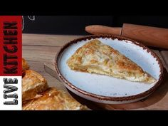 karatzova.com: Συνταγή: Η πιο νόστιμη & εύκολη τυρόπιτα (καλύτερη και από φούρνο)