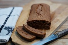 Demi-demi blog: Cake au chocolat tout simple