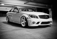 Mercedes C63 AMG, ADV.1 alloys