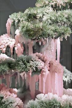 Aunque parezca un bosque, es una formación de cristal: no perder la capacidad de SORPRENDERSE. Nunca