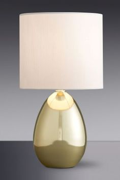 Buy Droplet Brass Finish Touch Lamp from the Next UK online shop Next Sale, Touch Lamp, Brass Table Lamps, Bedside Table Lamps, Table Desk, New Room, Light Table, Lights, Uk Online