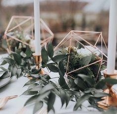 Geometric Centerpiece Sphere Terrarium (No Glass) – Wedding Centerpieces Geometric Wedding, Floral Wedding, Diy Wedding, Wedding Colors, Wedding Ceremony, Wedding Flowers, Perfect Wedding, Wedding Ideas, Gold Wedding