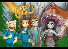 Twilight ep.11: Adventure Time by daekazu.deviantart.com on @deviantART