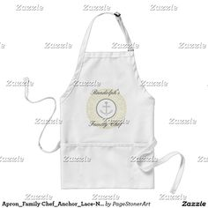 Purchase the perfect customizable White apron right here on Zazzle! Find the right fit & get ready for your next cookout! Grill Apron, Bbq Apron, Chef Apron, Teal Blue, Red And Blue, Barbecue, Restaurant Aprons, Funny Aprons, Apron