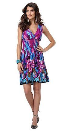 Jinhuanshow Women's Spring Summer Bold Printed Dresses Fl... https://www.amazon.com/dp/B00XUKFP4S/ref=cm_sw_r_pi_dp_x_-Er0ybM04SH8W