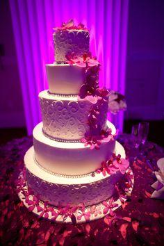 Wedding cake Pastel de boda