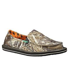 Sanuk Womens Vagabond SlipOn Shoes #Dillards