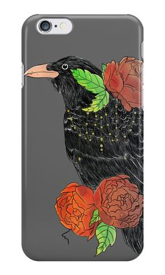 Crow by Tatiana  Gomes