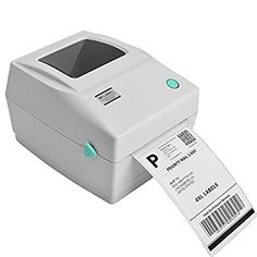 Label Printing Machine, Printing Labels, Advertising And Promotion, Marketing And Advertising, Best Label Maker, Thermal Labels, Stationary School, Roll Labels, Planners