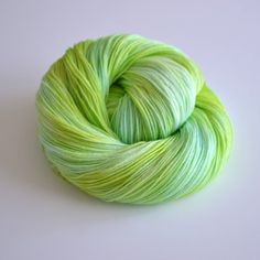 Hand Dyed Fingering Sock Yarn  Superwash Merino by ToilandTrouble,