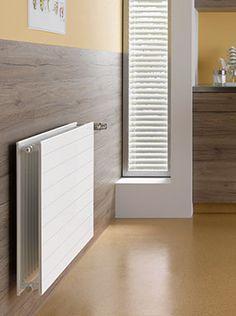 Kermi Line-K/-V Hygieneheizkörper (horizontal) Furniture, Shower Enclosure, Steel Panels, Underfloor Heating, Tall Cabinet Storage, Home Decor, Panel Radiators, Storage, Bathroom Radiators