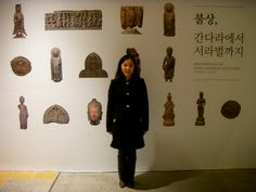 2015.11.15. Appreciated and learned at the last day of Masterpieces of Early Buddhist Sculpture 100BCE-700CE National Museum of Korea special exhibition.