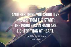 music inspiration tumblr - #whitestripes