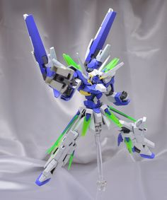 GUNDAM GUY: 1/144 Gundam AGE-FX [Apuntar] - Custom Build
