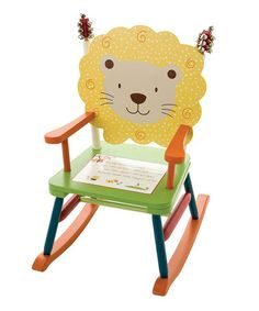 Take a look at this Jungle Jingle Rocker by Levels of Discovery on #zulily today!