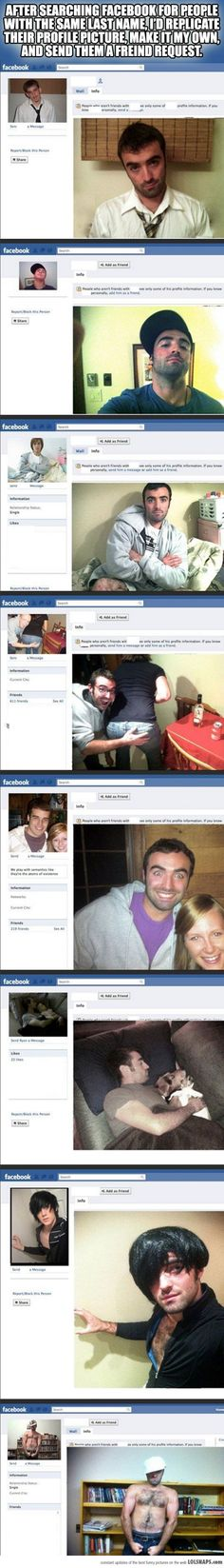 Epic Facebook Troll is Epic!