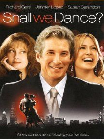 For all you ballroom dancers, or fans of Richard Gere, this is a great movie. Love the humore and love story all blended in with the beauty of the ballroom dancing. You'll fall in love with dance all over again (or for the first time).