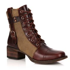 Durango World Traveler Women's Lace-Up Ankle Boots