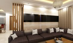 #InteriorDesign Have A Look At Mr.Rakesh Residence Attapur  If You Need Any Related Services 📞 +91-040-64544555, +91-9963803333 📧 Email: info@wallsasia.com