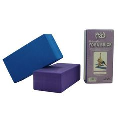 Fitness-Mad Hi-Density Yoga Brick (YBREVA - Hi-Density Brick - PURPLE) Hi-Density Yoga Brick http://www.comparestoreprices.co.uk/keep-fit/fitness-mad-hi-density-yoga-brick-ybreva--hi-density-brick--purple-.asp