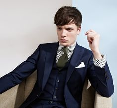 1000+ images about suits / garnitury on Pinterest