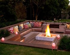 Check out Sunken Sq. Hearth Pit...