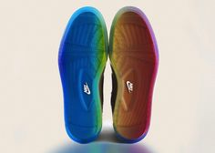 #BETRUE Nike shoes for LGBT Pride month