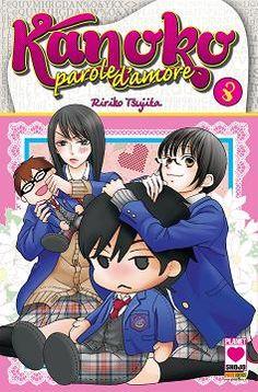 Shoujo, Koi, Manga Anime