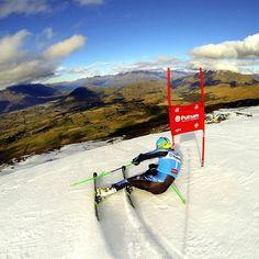 Ted Ligety in New Zealand. --> polecamy | ski24.pl http://www.ski24.pl/