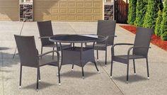 Dining table 5pc set rattan outdoor furniture HL-5S-15006  http://enjoygroup.en.alibaba.com/product/60192941423-209347042/Dining_table_5pc_set_rattan_outdoor_furniture_HL_5S_15006.html