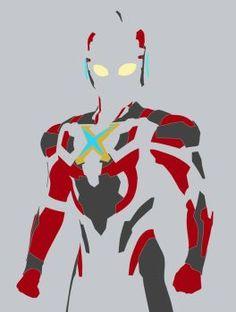 Ultraman X by Siriera