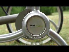 Produkttest: E-Trolley von Yourtrolley | Wallgang: Alles zum Thema Golf aus einer Hand!
