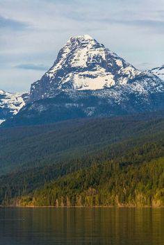 Edwards mountain, Montana USA